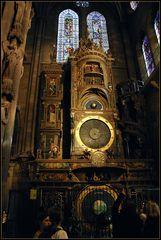 Straßburger Münster - Astronomische Uhr