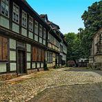 Strasse an der Marktkirche (St.Benedikti)