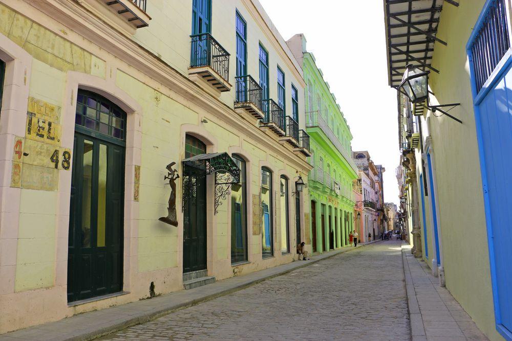 Straße in Habana