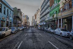 Straße in Kapstadt