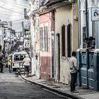 Straße in Salvador
