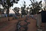 Straße in Tembisa