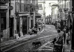 Straße, Leben, Portugal
