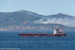 Strasse von Gibraltar