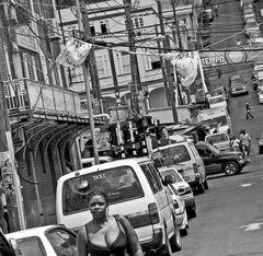 Straße von Grenada