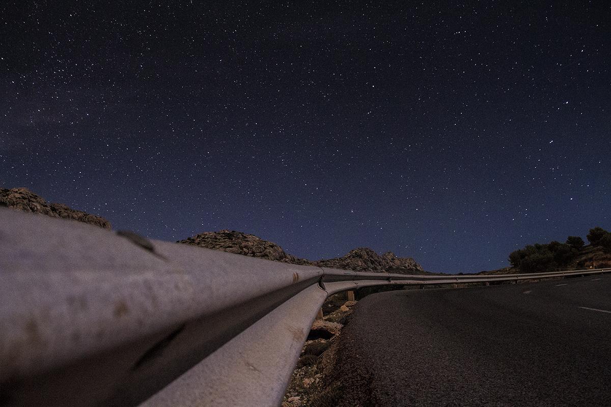 Straße zu den Sternen