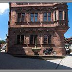 Straßen am Alten Rathaus Gernsbach