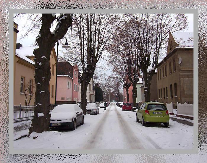 Strassen im Winter