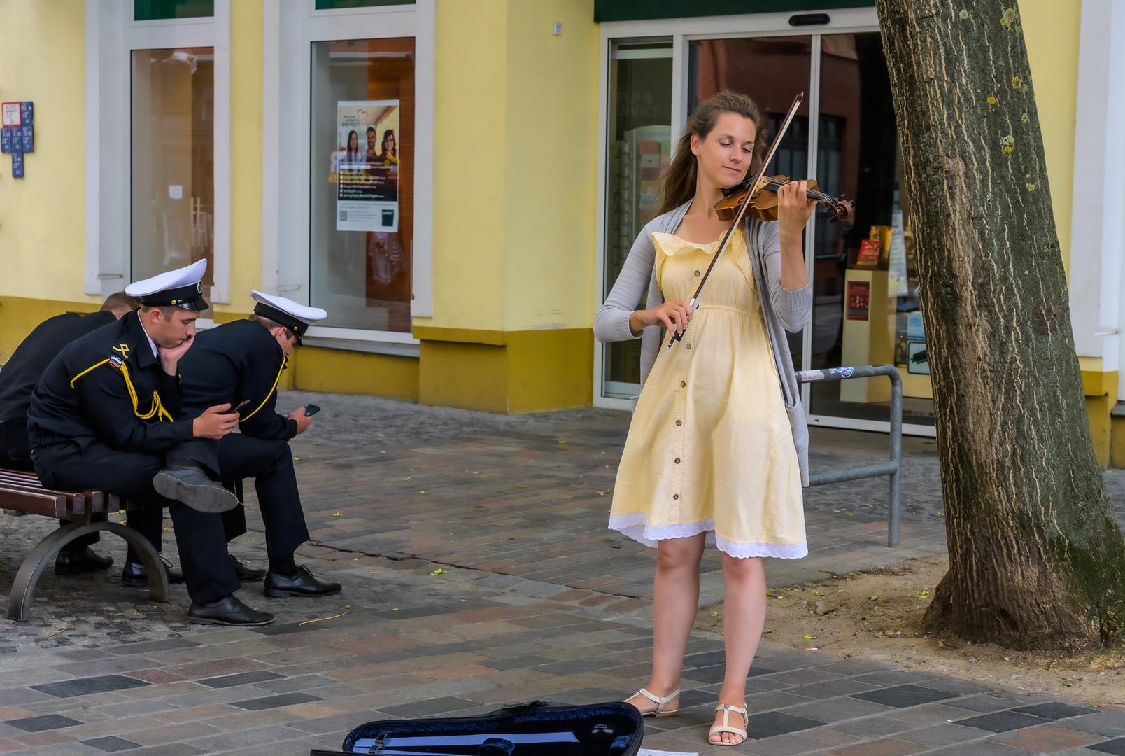 Straßen Musik