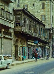 Strassen von Aleppo. .120_3831