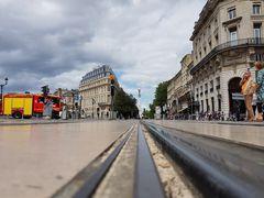 Straßenansicht Bordeaux