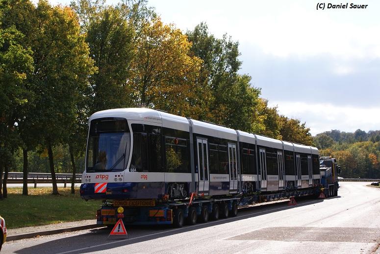 Straßenbahn auf Abwegen