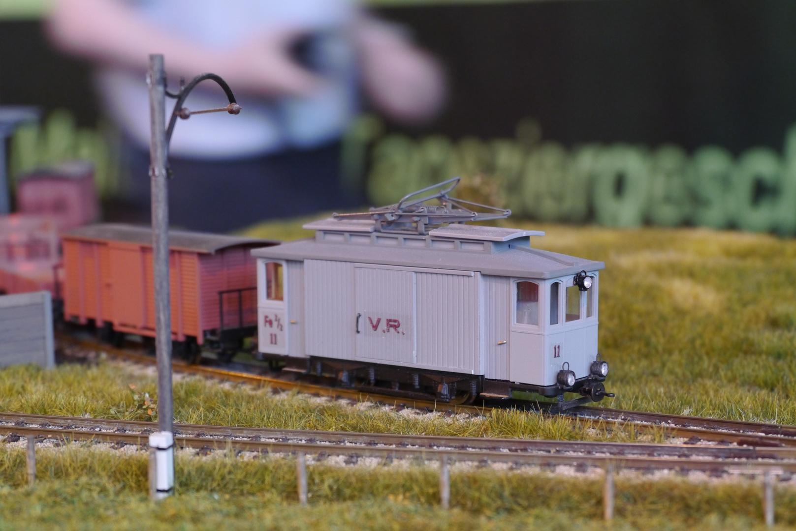 Strassenbahn Gütertriebwagen