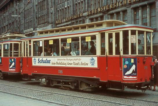 Strassenbahn in Hamburg