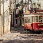 Straßenbahn von Lissabon