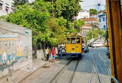 Straßenbahnen in Rio