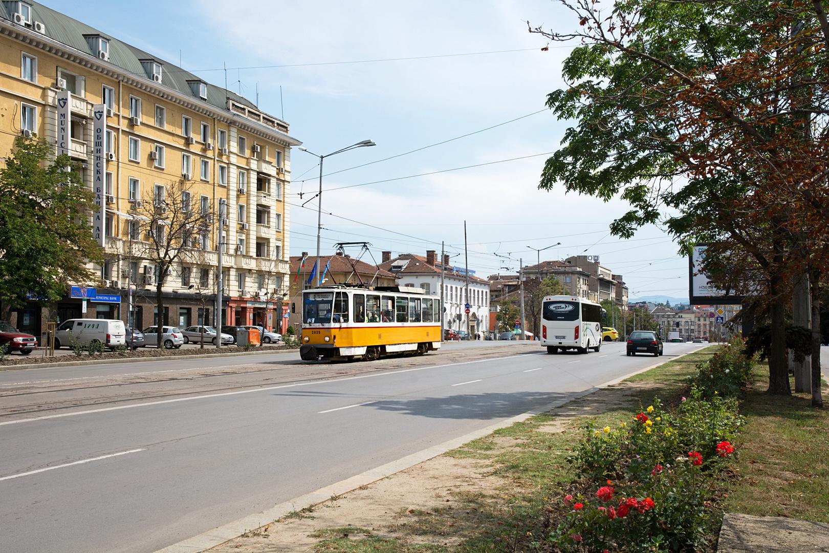 Straßenbahnen in Sofia XII