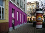 Straßenecke in Wien-Favoriten