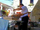 Straßenfest in Buzet Istrien 3