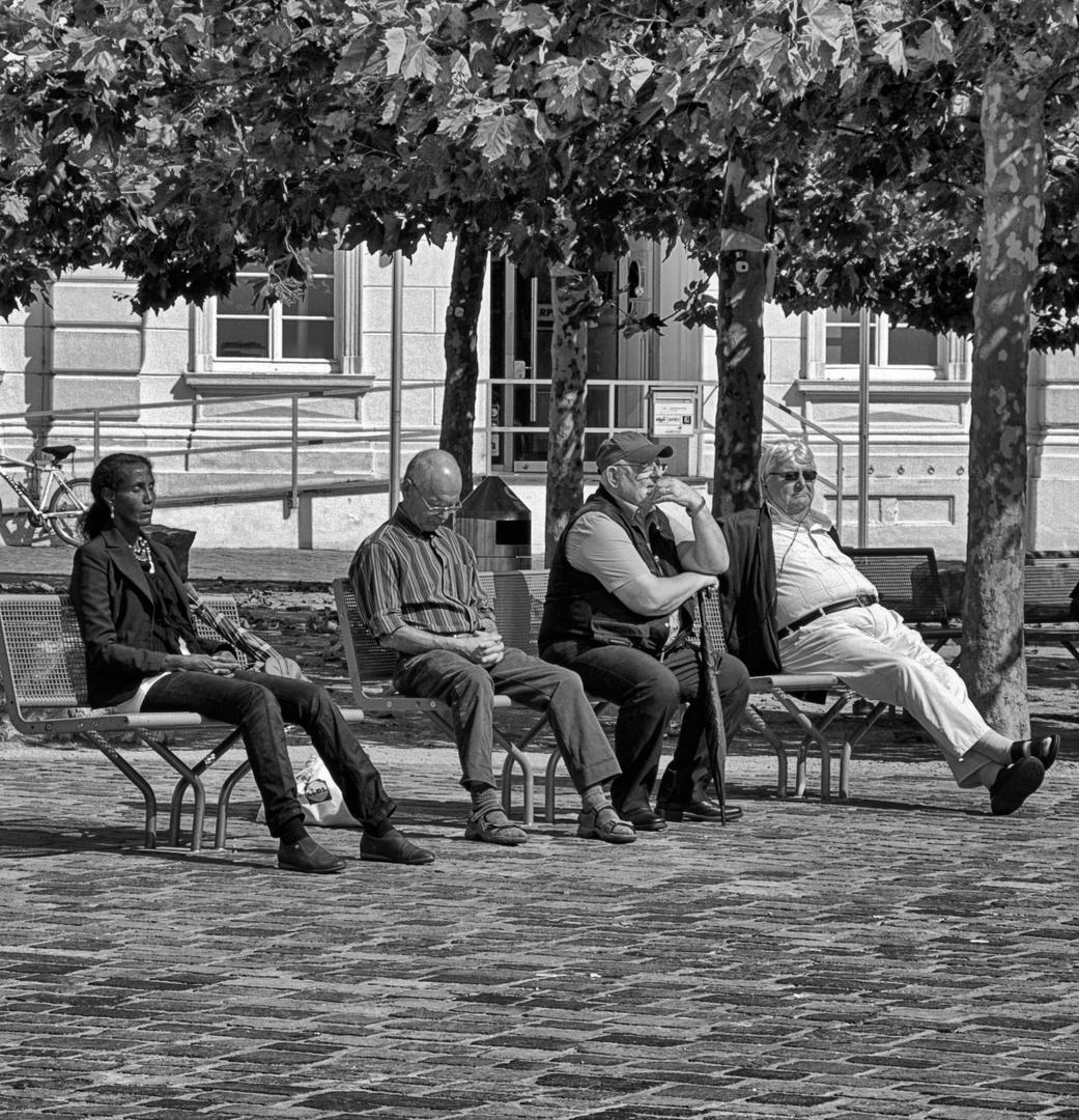 Strassenfotos aus Amsterdam