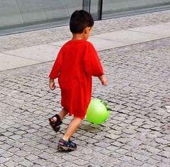 """""""Straßenfußballer"""""""