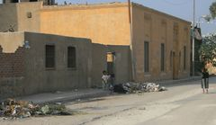 Straßenkinder in Kairo
