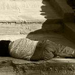 Strassenkinder in Kathmadu