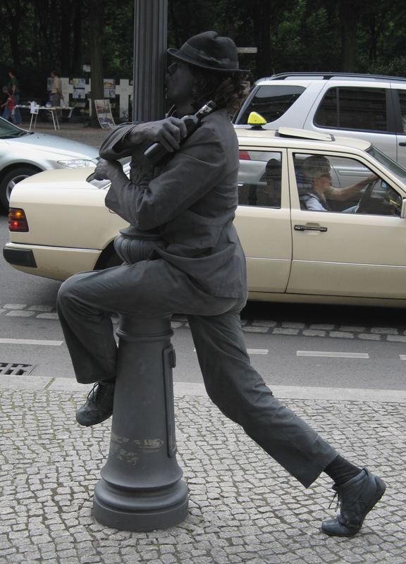 Straßenkünstler 2