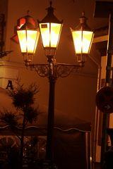 Straßenlampe in Mülheim-Styrum