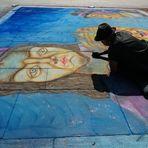 Straßenmaler... unbearbeitet
