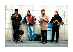 Strassenmusiker