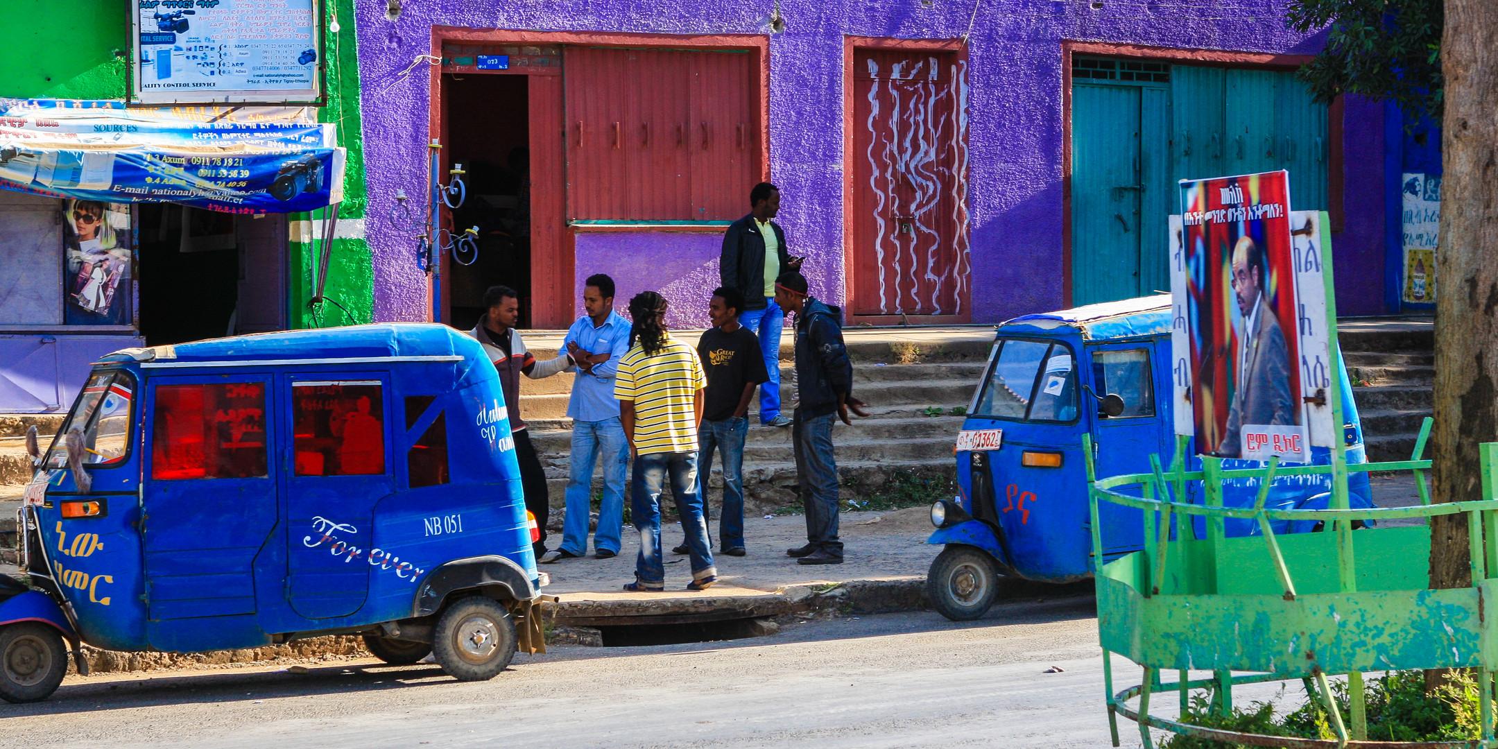 Strassenszene... Foto & Bild   africa, eastern africa, ethiopia ...
