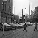 Straßenszene Duisburg Bruckhausen 1987