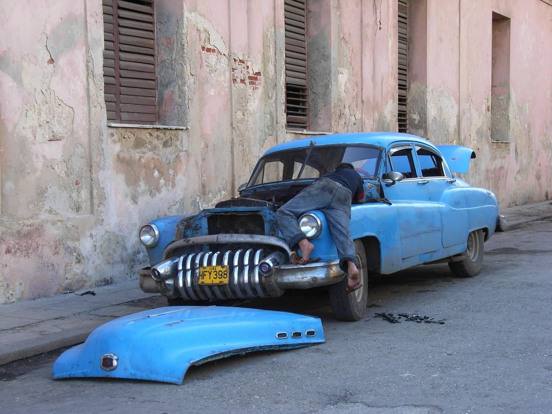 Straßenszene in Havanna Foto & Bild   archiv, a r c h i v ...