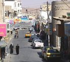 Straßenszene in Madaba