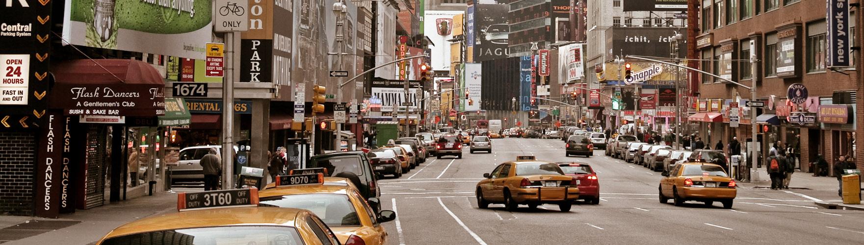 Straßenszene New York 1 Foto & Bild   north america, united states ...