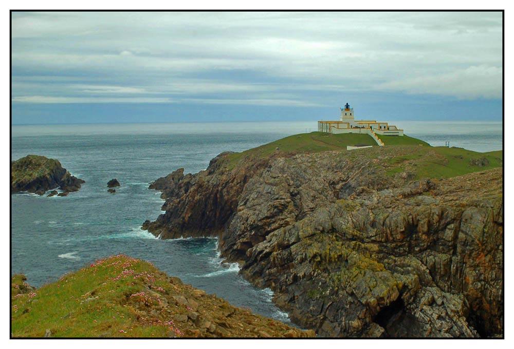 Strathy Point-Im Norden Schottlands
