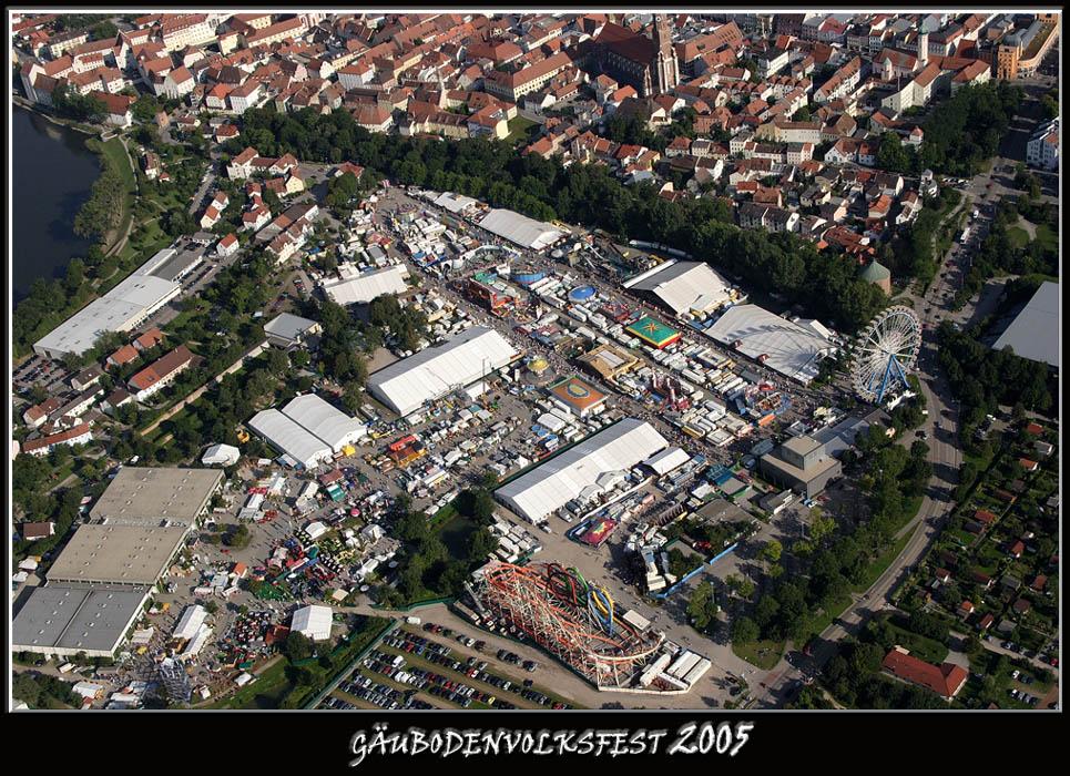 Straubing - Gäubodenvolksfest