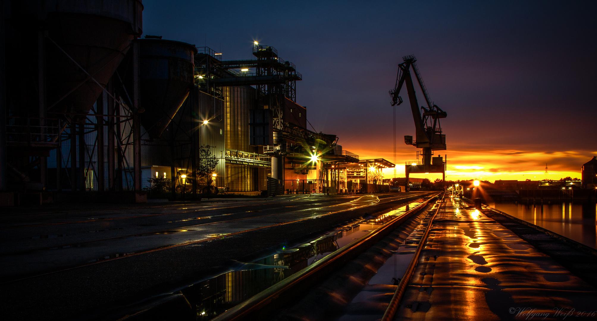 Straubing Hafen