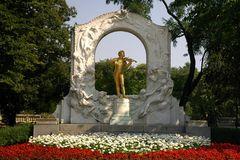 Strauss im Park