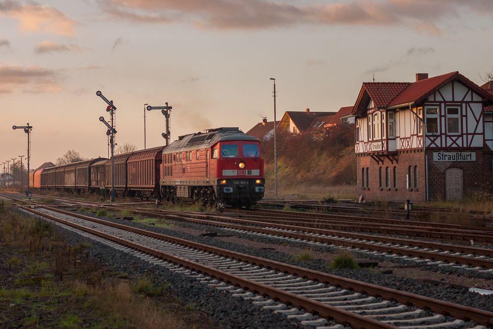 Straußfurt, 232 362-4