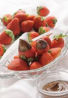 Strawberry-Dipping