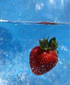 Strawberry in the Water