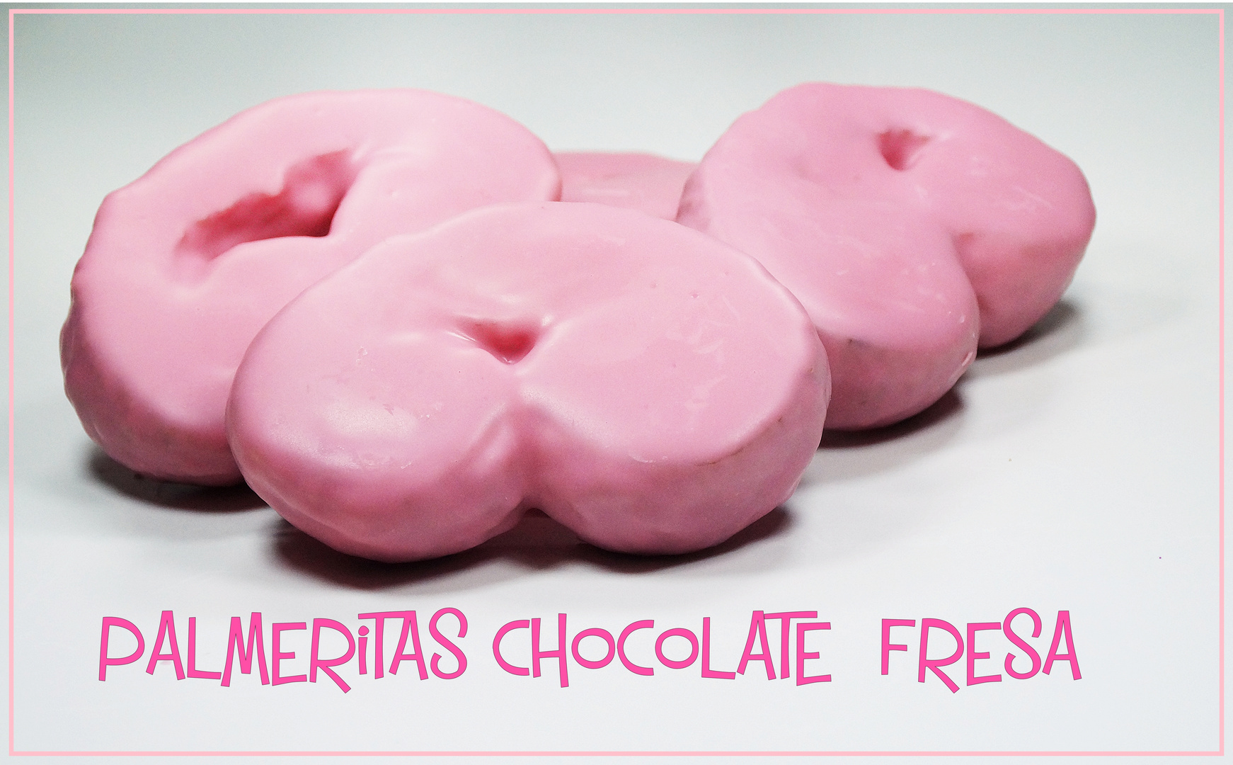 Strawberry Schokolade/ palmeritas chocolate