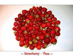 ~ Strawberry Time  ~