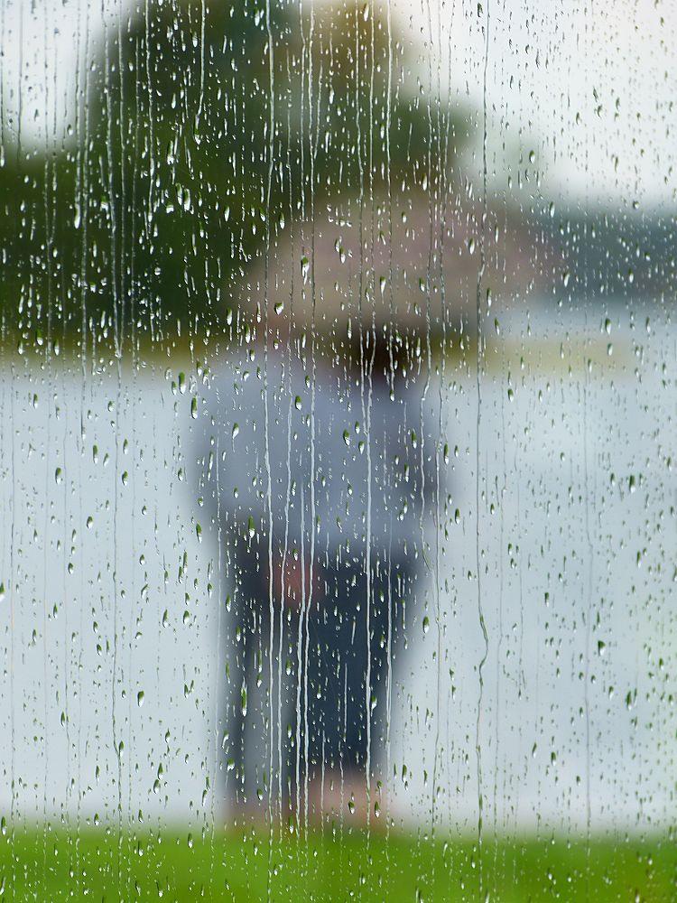 Streaks of the rain