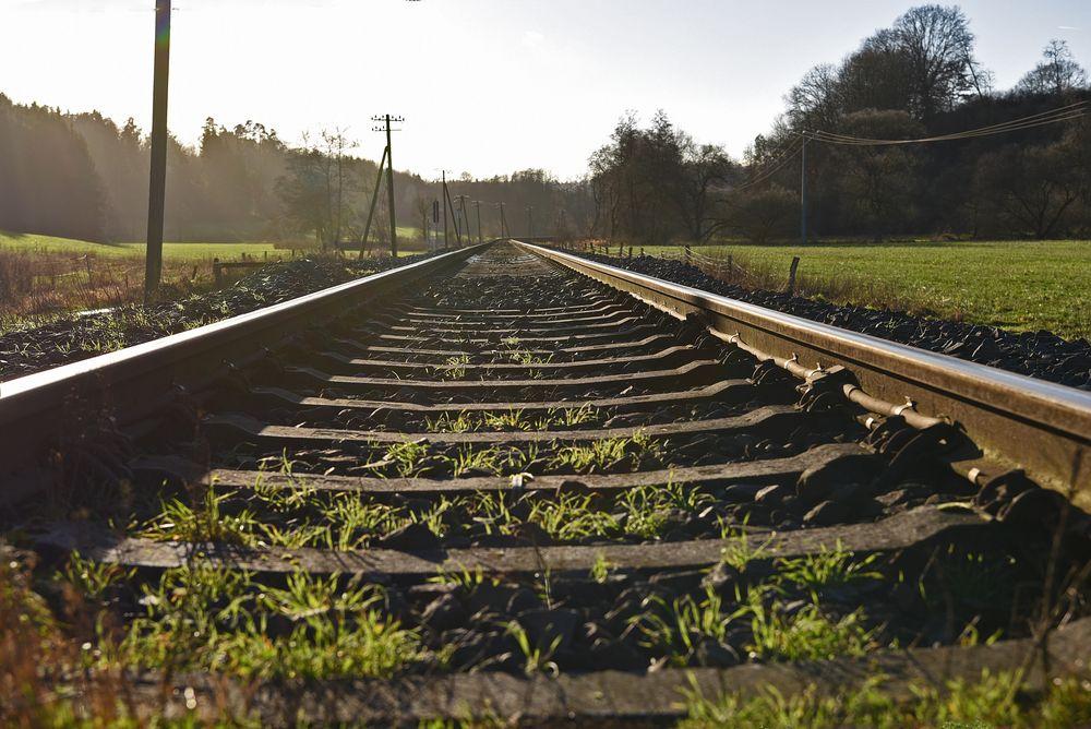 Strecke Fulda Richtung Gießen
