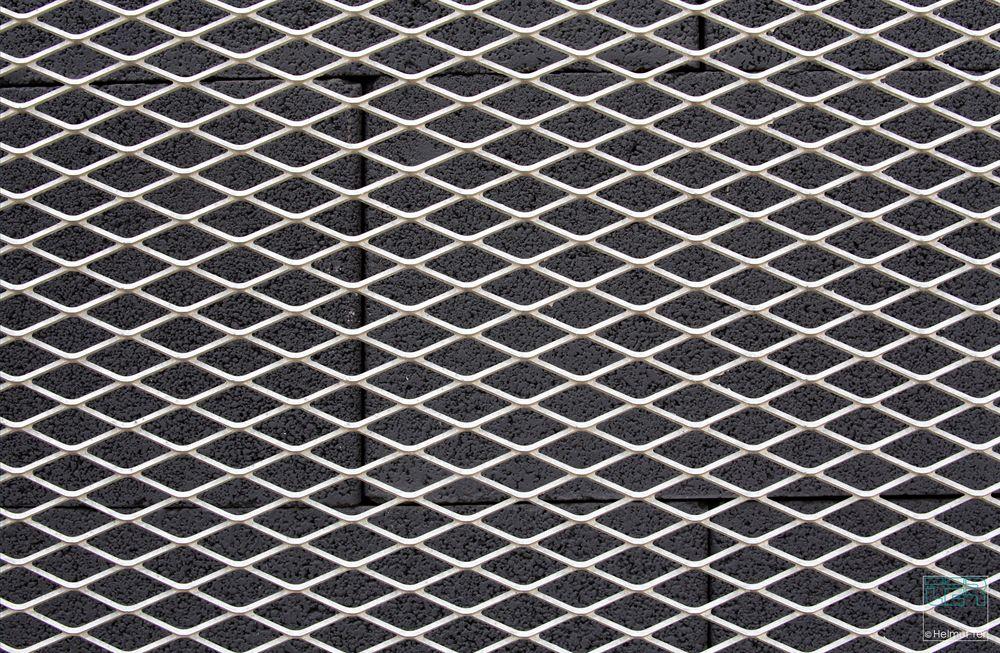 Streckmetall - moderne Fassadentechnik.