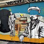 street  3Mann Paris J5-19col +9Fotos