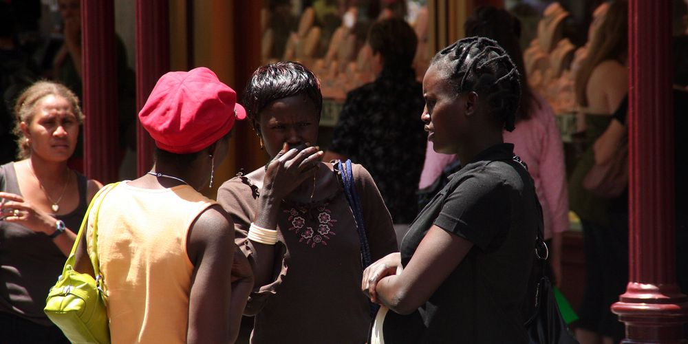 Street 4 Frauen City Australia
